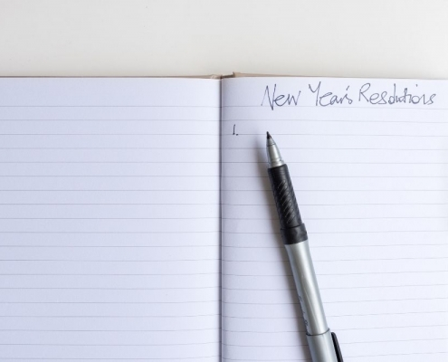 Most Common New Year's Resolutions