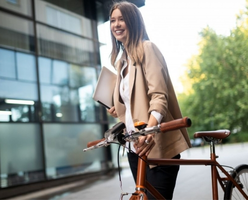 Tips for Making Your Commute More Eco-Friendly