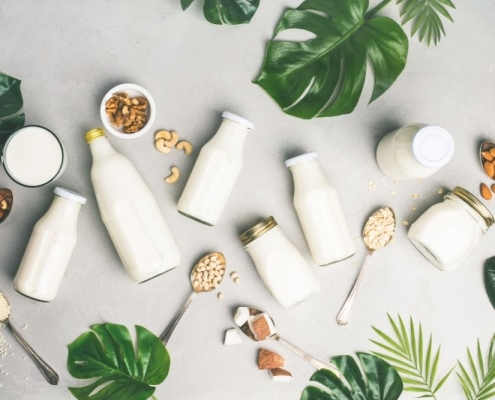 What To Look For on Dairy-Free Product Labels