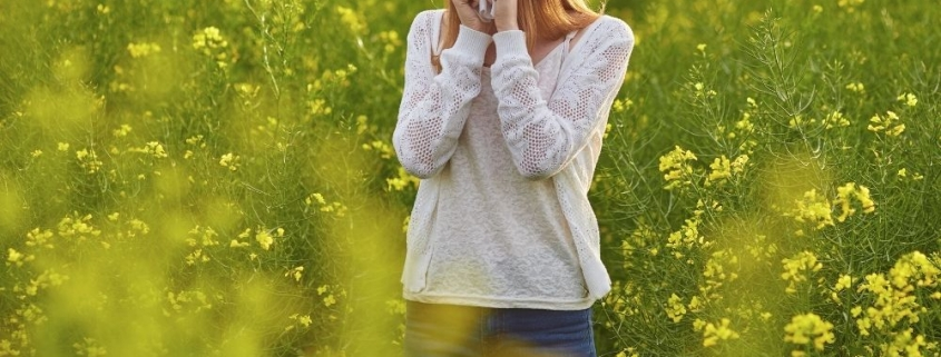 Tips for Dealing With Your Allergies During the Summer