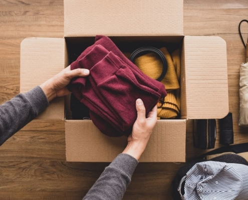 Guidelines for Donating Your Old Clothing