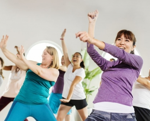 Top Creative Ways To Stay Fit and Active